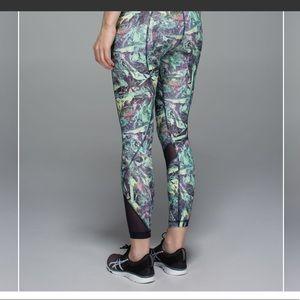 Lululemon Inspire Tight II leggings Luxtreme size6